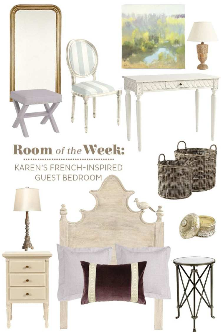 Decorating A Guest Bedroom From Scratch