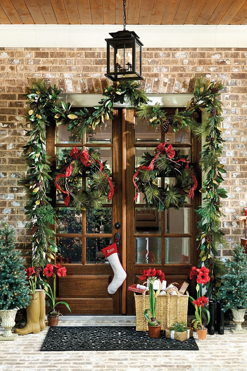 How To Choose The Right Size Wreath How To Decorate