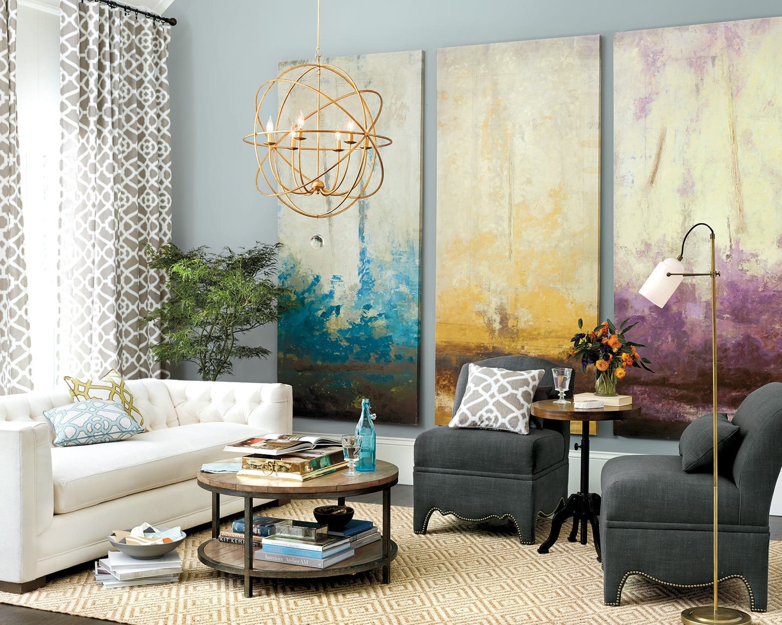 10 Ways To Fill A Blank Wall