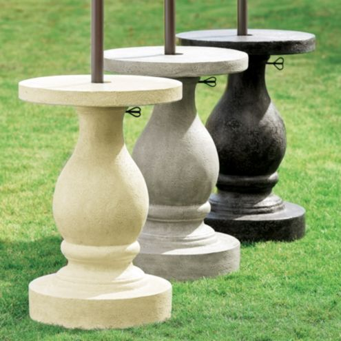 ballard designs baluster patio umbrella stand sand ballard designs from ballard designs inc daily mail