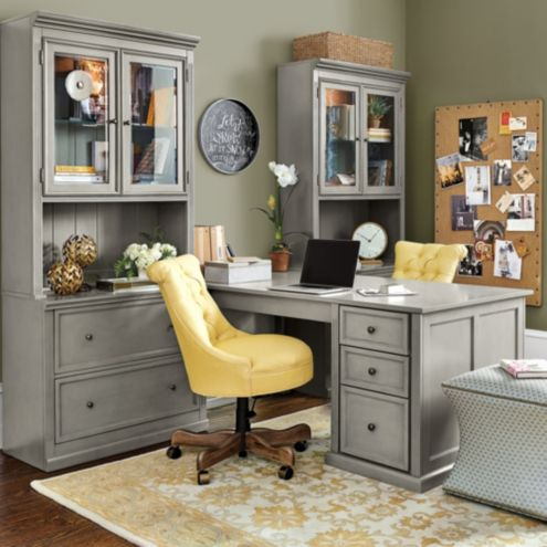 Home Office Furniture Collections   Ballard Designs Tuscan Collection