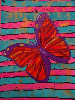 2016.1.19 Yr 6 butterflies and bugs (1) low res