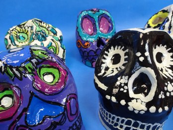 2016.3.7 yR 4 Day of the Dead (1)
