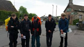 Ballard School Duke of Edinburgh Trek