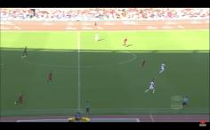 Pietro Pellegri segna il suo primo gol in Serie A