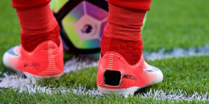 """Le scarpe """"modificate"""" di Coutinho"""