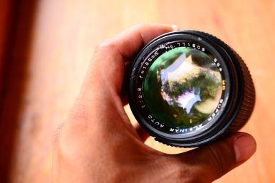 Albinar for Canon FD 135 2.8 ballcamerashop (1)