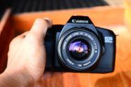canon 850qd พร้อมเลนส์ Canon 35 - 80mm ballcamerashop (7)