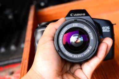 Canon 850QD + Sigma 28 - 80 Macro (1)