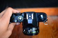 Chinon CM4S พร้อมเลนส์ Ricoh 50mm F2 ballcamerashop (5)