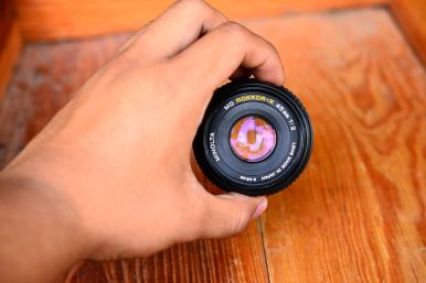Minolta 45mm F2 ballcamerashop (1)