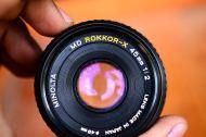 Minolta 45mm F2 ballcamerashop (9)