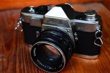 Minolta SR1 + rokkor 55mm F1.8 ballcamerashop (9)