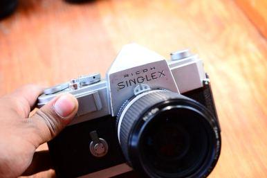 _ricoh single X พร้อมเลนส์ Nikon ballcamerashop (3)