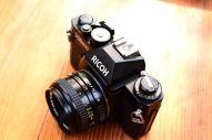 XR500 พร้อมเลนส์ ricoh 50mm F2 ballcamerashop (2)