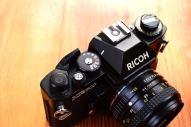 XR500 พร้อมเลนส์ ricoh 50mm F2 ballcamerashop (3)