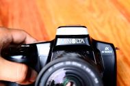 1 Minolta 5700i พร้อมเลนส์ 28 - 80mm (3)