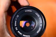 Canon FD 50mm F1.8 ballcamerashop (8)