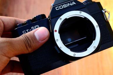Cosina CT10 สำหรับตั้งโชว์ ballcamerashop (6)