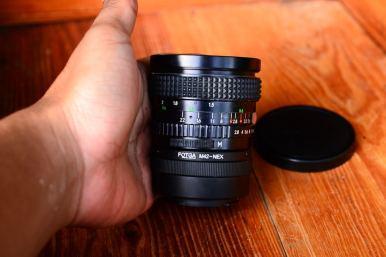Hanimax 28mm F2.8 for Sony NEX Sony A7 Sony E Mount ballcamerashop (1)