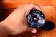 Hanimax 28mm F2.8 for Sony NEX Sony A7 Sony E Mount ballcamerashop (3)