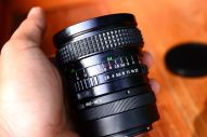 Hanimax 28mm F2.8 for Sony NEX Sony A7 Sony E Mount ballcamerashop (7)