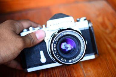 Nikkormat พร้อมเลนส์ 50mm F2 (6)