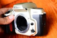 Nikon F60 Silver ballcamerashop (2)