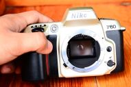Nikon F60 Silver ballcamerashop (7)