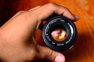 olympus om 50mm F1.8 For Olympus Mirrorless Micro Four Third ballcamerashop (2)