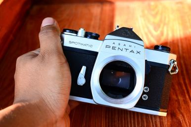 Pentax Spotmatic SP ballcamerashop (1)