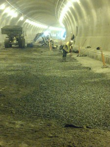 Job 157 - Caldecott Tunnel Grading - Photo 4