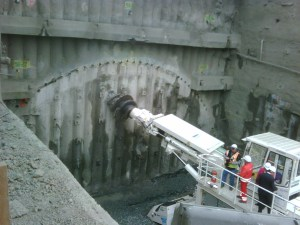Job 157 - Caldecott Tunnel Grading - Photo 8
