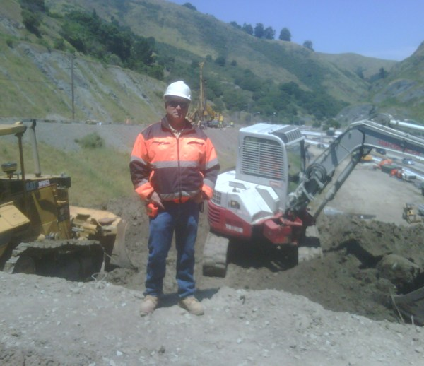 JOB 157 – Caldecott Tunnel Grading – Photo 10