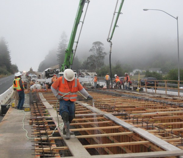 Job 158 - Hwy 101 Sonoma County Post Tensioned Bridges