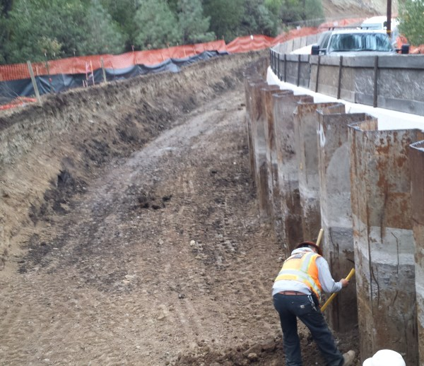 Job 181 – Hwy 128 Napa County Stabilization