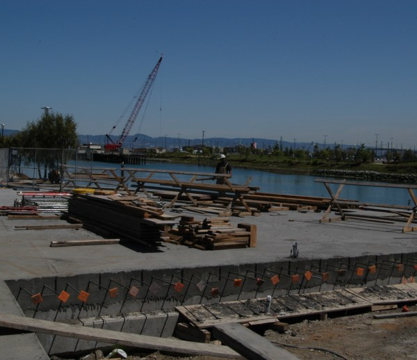 Job 99 - Mission Bay NP1/NP2 Park Construction