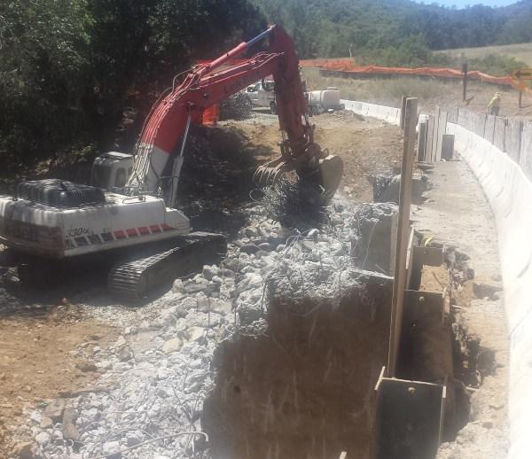 Job 191 - Highway 121 Bridge Replacement