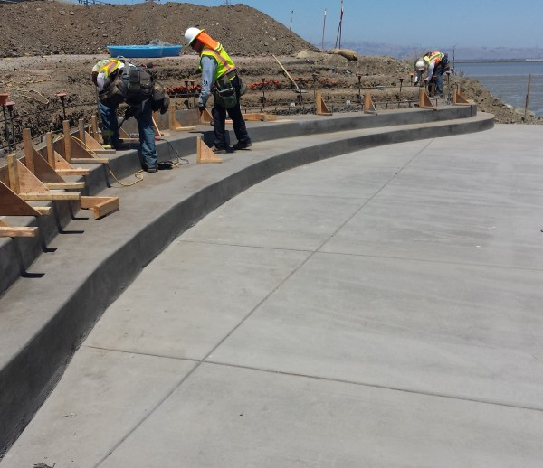 Job 205 - Dumbarton Bridge Viewing Areas