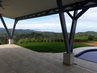 Wander house completed 4 ocean view