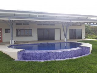 Wander house completed 5 - pool