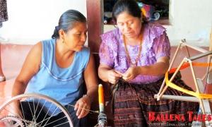 Exchange of skills - Guatemala - Photo by Susan Atkinson