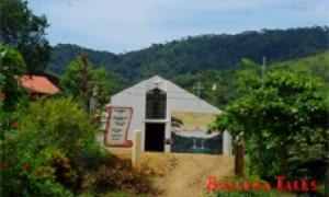 DIe Indianischen Gemeinden Boruca Church - Brunca - Costa Rica - Photo by Dagmar Reinhard