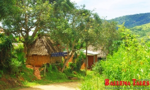 Boruca - Entering the village - Costa Rica - Photo by Dagmar Reinhard