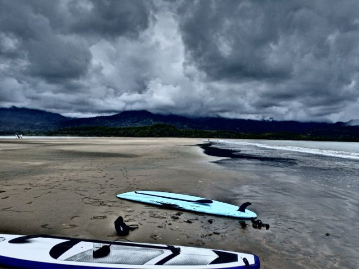 Whale's Tail Snorkel and Paddle Tour at Marino Ballena National Park