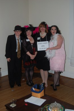 April Murder Mystery Party at the Ballentine-Spence House