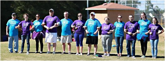 "American Federation for Suicide Prevention ""Out of the Darkness"" Fuquay Varina Community Walk"