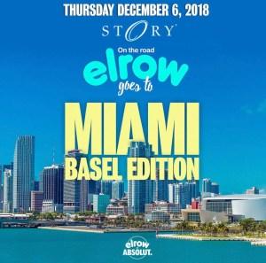 MIA - Miami Basel Event 12/6 @ Story |  |  |