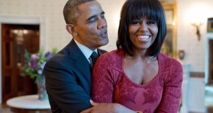 Barack and Michelle Obama Spotify