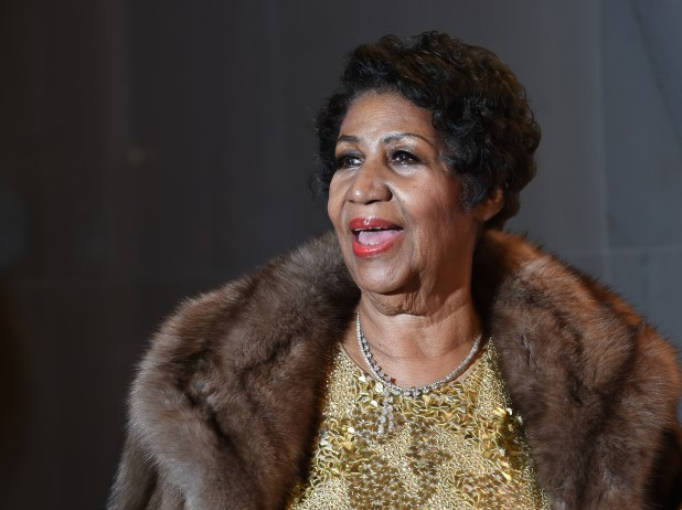 Aretha Franklin's Son
